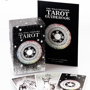 The Wild Unknown Tarot Card and Guidebook